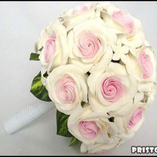 Красивые свадебные букеты для невесты - фото 1