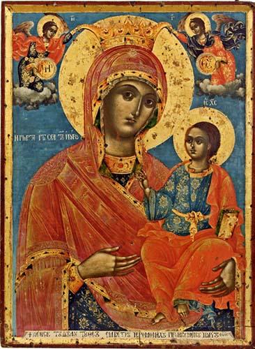 Красивые картинки и фото - Иконы Пресвятой Богородицы 9