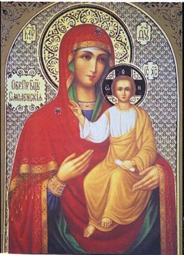 Красивые картинки и фото - Иконы Пресвятой Богородицы 4
