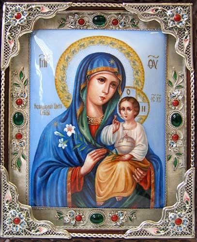 Красивые картинки и фото - Иконы Пресвятой Богородицы 7