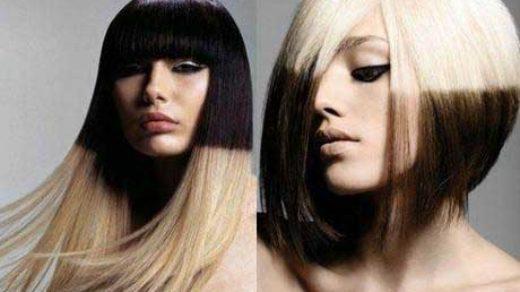 Амбре окрашивание волос - фото на длинные волосы, обзор 8