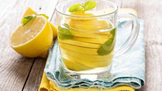 Вода с лимоном натощак - польза и вред, как принимать и пить 2