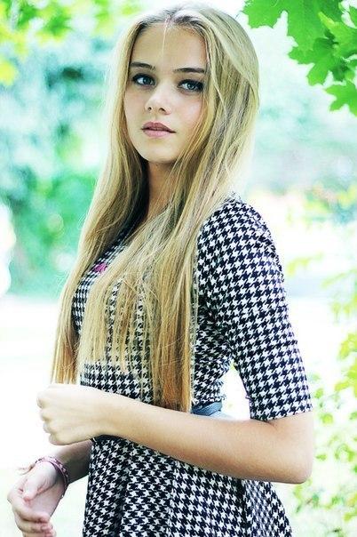 Восхитительные девушки, очень красивые и милые девушки 22