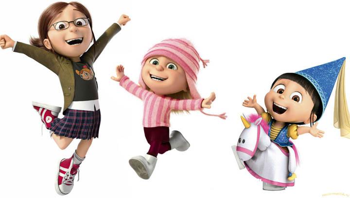 Детские картинки для девочек - красивые и прикольные смотреть бесплатно 8