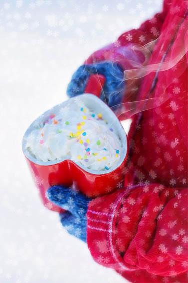 Зимние картинки на телефон - красивые, прикольные скачать бесплатно 17