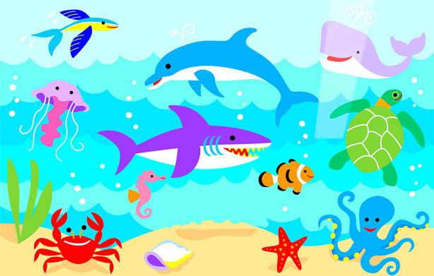 Картинки для детей для детского сада - подборка разных прикольных картинок 11