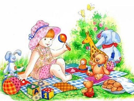 Картинки для детей для детского сада - подборка разных прикольных картинок 2