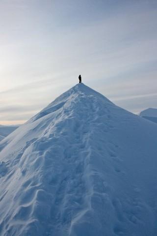 Картинки зима на телефон - красивые и прикольные скачать бесплатно 10