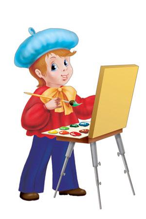 Картинки профессий для детей - прикольные, красивые 11