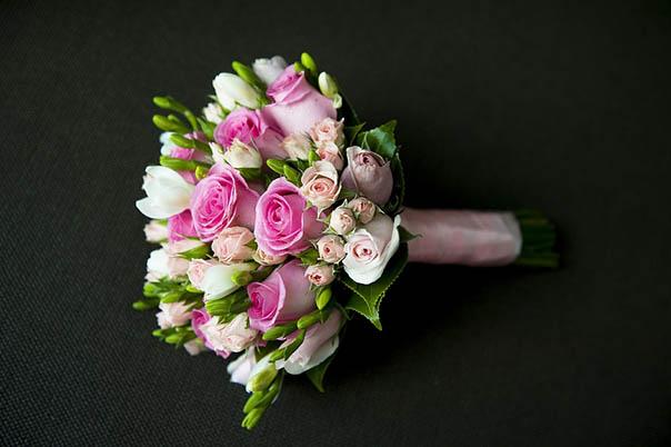 Красивые букеты из живых цветов - фото, картинки, удивительные 18