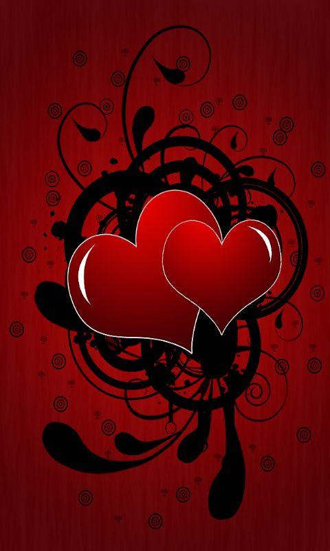 Красивые картинки на телефон бесплатно про любовь - смотреть, скачать 15