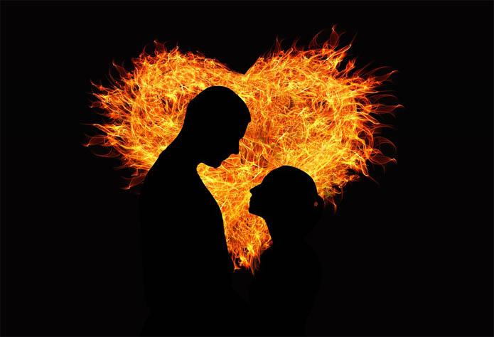 Красивые картинки про любовь и страсть - фото прикольные, классные 11