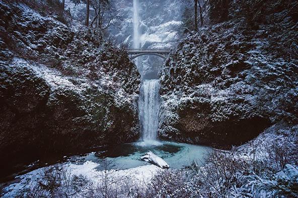Очень красивые картинки зима природа, фото природы зимы - смотреть 2