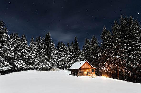 Очень красивые картинки зима природа, фото природы зимы - смотреть 3