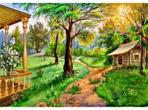 Природа картинки для детей, картинки на тему природа для детей 10