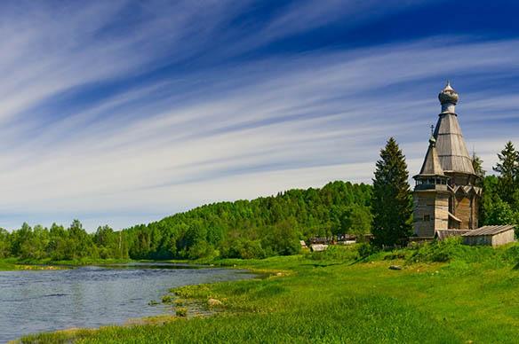 Русская природа картинки - красивые, удивительные, прикольные 2