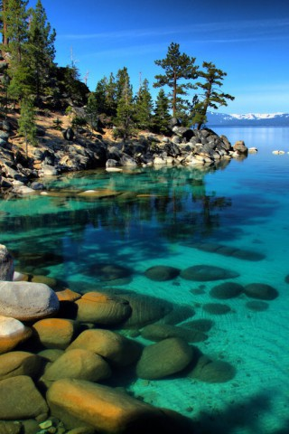 Скачать красивые картинки и фото на телефон - природа, пейзажи 3