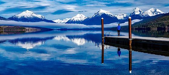 Фото самых красивых мест на земле - удивительные, интересные 12