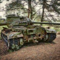 Заброшенные военные склады с оружием - фото, картинки, прикольные 13