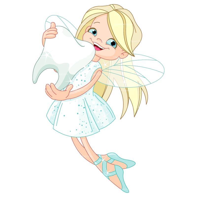 Зубная фея картинки - для детей, прикольные, красивые, крутые 3