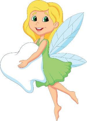 Зубная фея картинки - для детей, прикольные, красивые, крутые 4