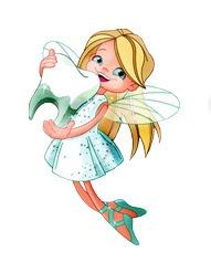 Зубная фея картинки - для детей, прикольные, красивые, крутые 9