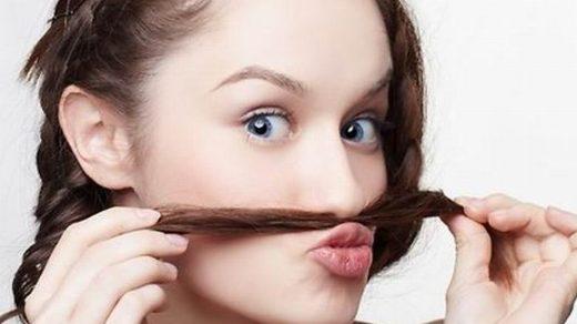 Как избавиться от усиков на лице девушке - быстро и эффективно 2