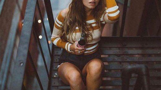 Красивые женские ноги - подборка милых и прекрасных девушек 14
