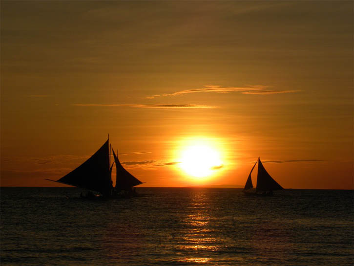 Красивые картинки заката, закат солнца картинки и фото красивые 14