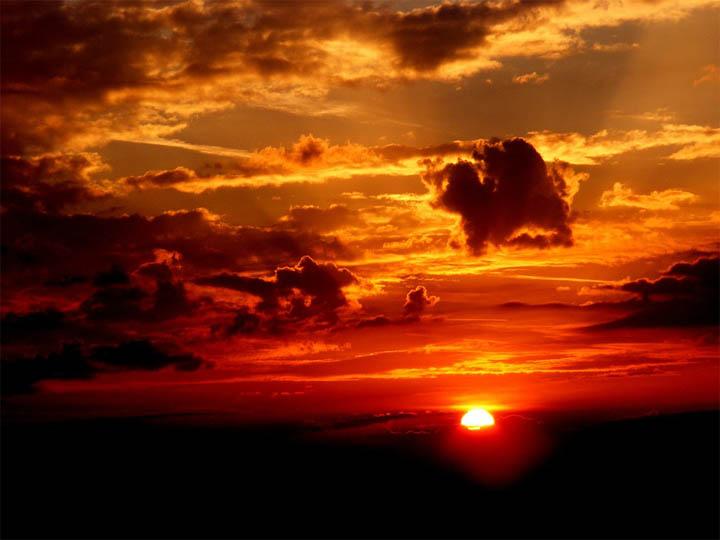 Красивые картинки заката, закат солнца картинки и фото красивые 17