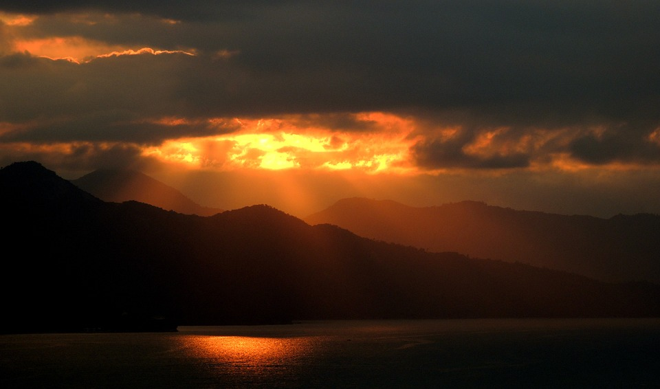 Красивые картинки заката, закат солнца картинки и фото красивые 2