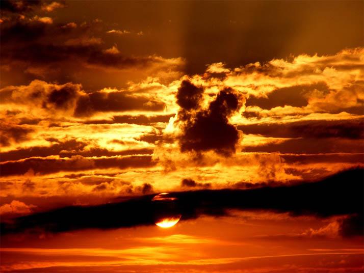 Красивые картинки заката, закат солнца картинки и фото красивые 5