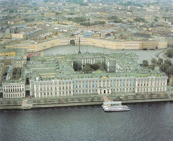 Зимний дворец фото - красивые, интересные, удивительные 15