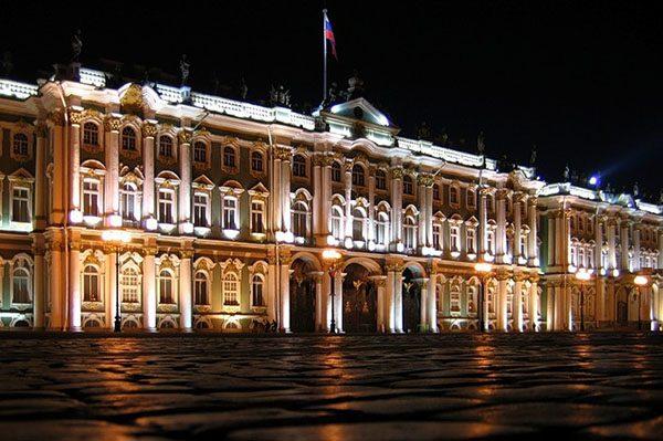 Зимний дворец фото - красивые, интересные, удивительные 2