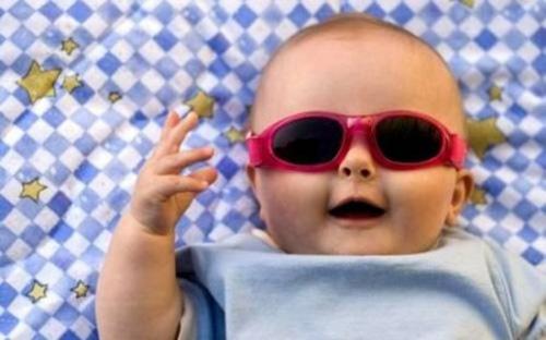Смешные фотки детей - ржачные, прикольные, веселые 12