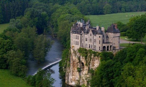Заброшенные замки мира - красивые и удивительные фото, картинки 19