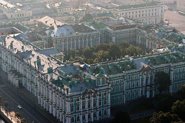 Зимний дворец фото - красивые, интересные, удивительные 7