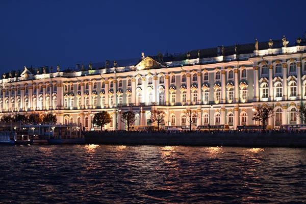 Зимний дворец фото - красивые, интересные, удивительные 9