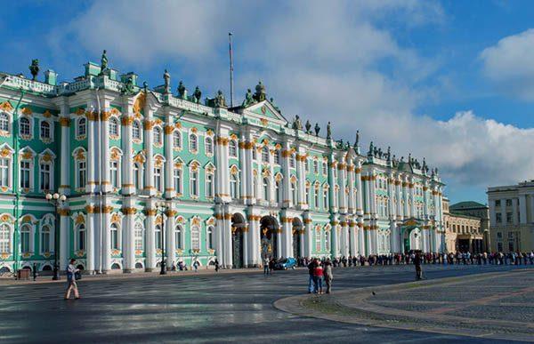 Зимний дворец фото - красивые, интересные, удивительные 10
