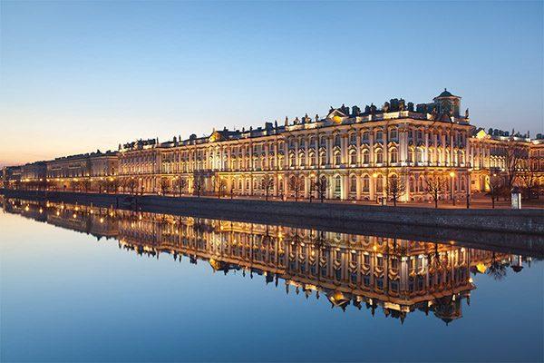 Зимний дворец фото - красивые, интересные, удивительные 5