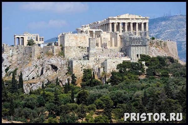 Греция достопримечательности - фото и описание, что посетить? 1