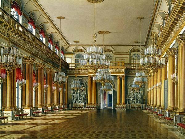 Зимний дворец фото - красивые, интересные, удивительные 6