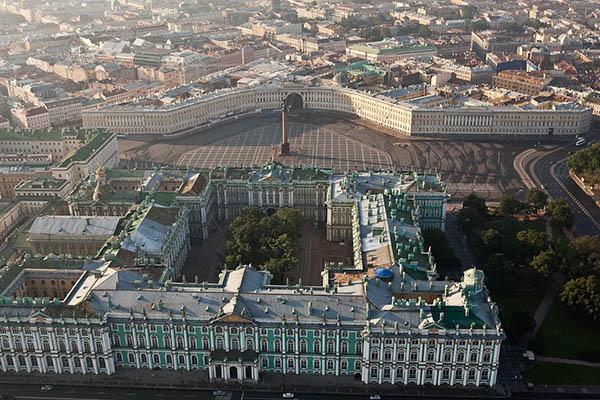 Зимний дворец фото - красивые, интересные, удивительные 8