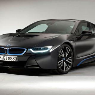 BMW i8 - красивые фото, картинки и фото салона автомобиля 2