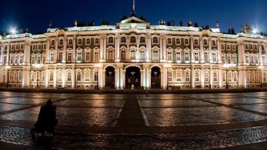 Зимний дворец фото - красивые, интересные, удивительные 13