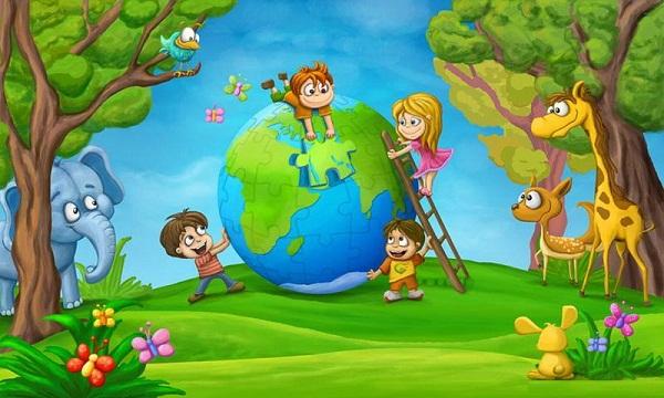 Земля наш общий дом картинки, фото, красивые, для детей 1
