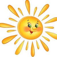 Картинка солнышко для детей - красивые, прикольные, интересные 4