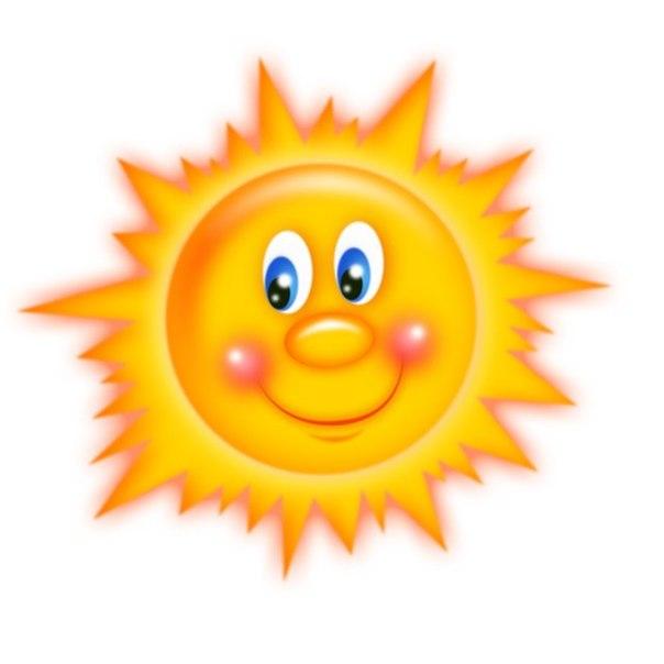 Картинка солнышко для детей - красивые, прикольные, интересные 5