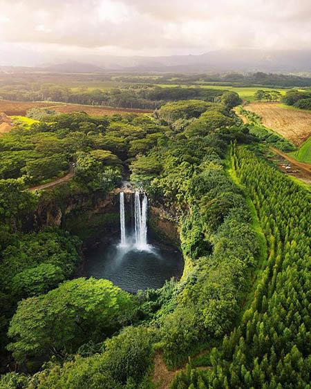 Красивая и удивительная природа земли - смотреть фото и картинки 17