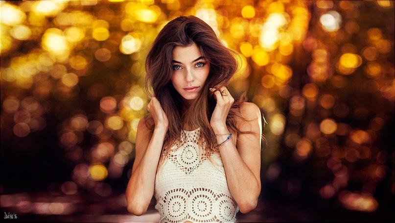 Красивые и очаровательные девушки из соцсетей 2